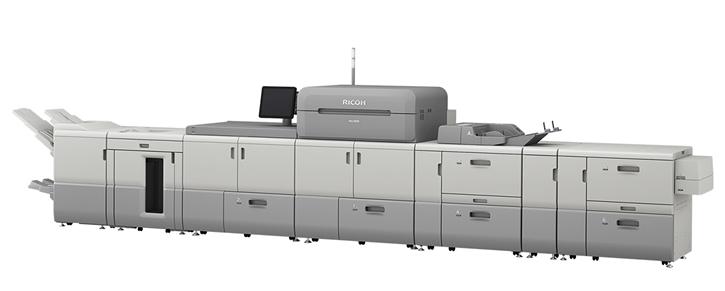 当社導入設備:RICOH Pro C9210